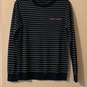 Silk cashmere sweater